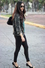 Army-green-charlotte-russe-jacket-green-ralph-lauren-sweater