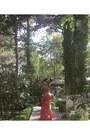 Red-zara-dress