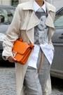 Beige-trench-mango-coat-white-topshop-shirt-black-lennon-gifted-sunglasses-