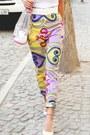 Ivory-kitten-heels-aldo-shoes-hot-pink-silk-diy-scarf-hot-pink-transparent-b