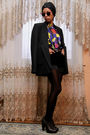 Blue-escada-vintage-shirt-black-stella-mccartney-jacket-brown-marni-belt-b