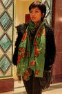 Black-h-m-black-mango-jeans-black-boots-black-green-gifted-scarf-black