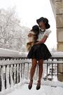 White-balmain-black-alaia-skirt-black-stella-luna-shoes-black-for-love-21-