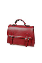 ruby red romwe bag