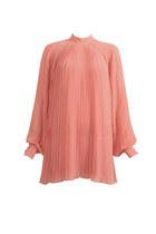 carrot orange romwe dress