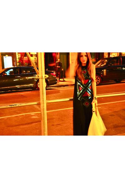 long cotton Wildfox dress