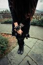 Black-boots-black-mphosis-coat-black-skirt