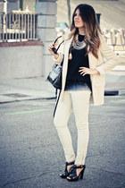 Zara jeans - Modern Vintage heels
