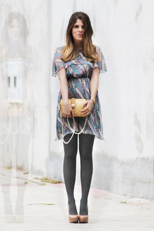magnolia trendy dress - Top heels