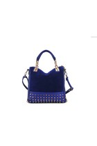 Spike Totes - Royal Blue