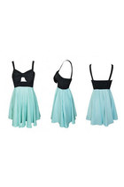 Salsa Bow Dress- Blue