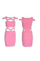 Pink AnnaMarie Dress