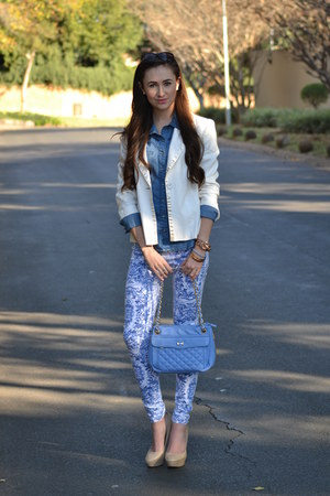 Aldo shoes - Factorie jeans - Michael Kors watch