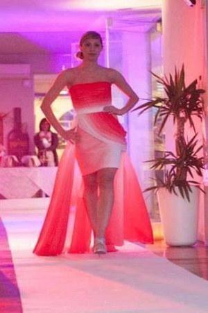 red Maestri Allure dress