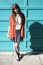Thrifted-cardigan-vintage-blouse-thrifted-skirt-h-m-tights-hand-me-down-