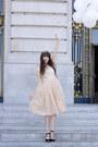 Vintage-dress-vintage-hat-vintage-heels