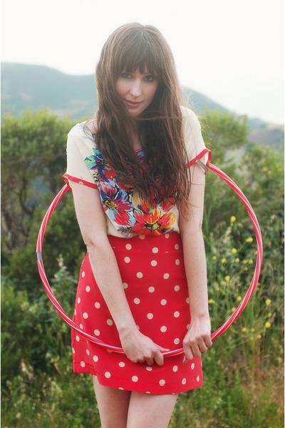 Dema blouse - Dema skirt