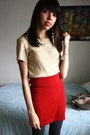 Gold-thrifted-blouse-ruby-red-skirt-charcoal-gray-vera-wang-tights-black-f
