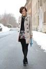 Trenchcoat-happyrainyday-coat-peplum-primark-shirt-bag-mai-piu-senza-heels