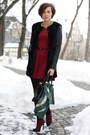 Primark-boots-lace-dress-fake-fur-gdm-coat