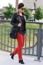 Black-h-m-shoes-black-leather-sheinside-jacket-black-chicwish-bag