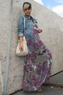 Purple-hallhuber-dress-beige-deichmann-shoes-beige-primark-bag-blue-primar