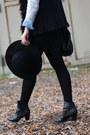 Jeans-pimkie-shirt-h-m-shirt-new-yorker-boots-deichmann-hat