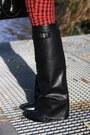 Black-jessica-buurman-boots-black-primark-sweater-red-plaid-h-m-pants