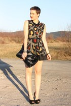 dress - Primark shoes - VJ-style bag