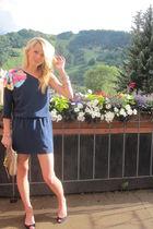 Tibi dress - Christian Louboutin shoes - Rebecca Minkoff bag