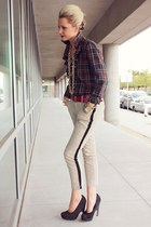 Ralph Lauren blouse - Dolce Vita shoes - Old Navy pants