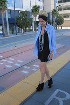 haute hippie blouse - Theory dress - Topshop shoes - haute hippie necklace - BAB