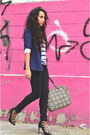 Navy-navy-zara-blazer-heather-gray-coach-bag-navy-stripes-bershka-top
