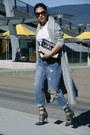Grey-sheinside-coat-boyfriend-jeans-scoop-vancouver-jeans-clutch-aldo-bag