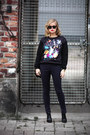 Ray-ban-sunglasses-cos-pants-gina-tricot-sweatshirt