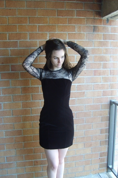 thrift dress