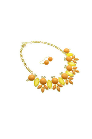 Autumn Ripple necklace