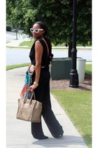 celi bag - Gucci sandals - asos romper