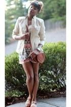 Lucky Brand shoes - Mexx jacket - robert rodriguez top