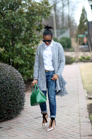 madewell jeans - Givenchy bag