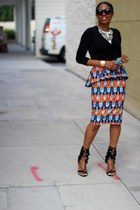 AWED BY MONICA: TRIBAL