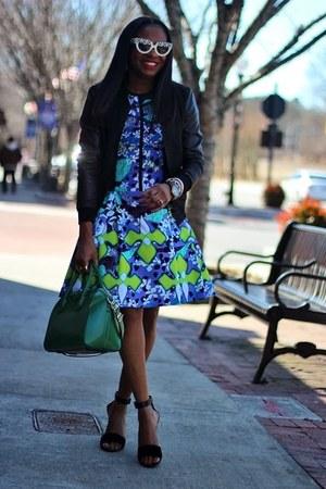 Peter Pilotto For Target dress - Givenchy bag