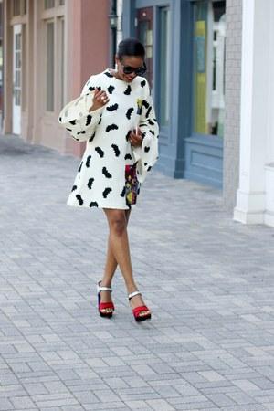 Miu Miu shoes - Celine sunglasses