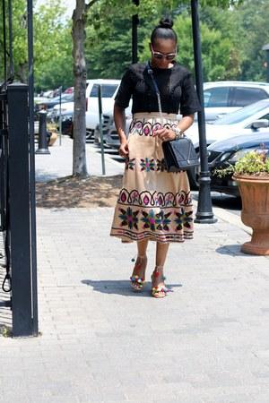 christian dior bag - Dolce & Gabbana sunglasses
