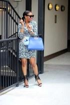 Fendi bag - Celine sunglasses