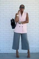 Celine bag - stuart weitzman sandals