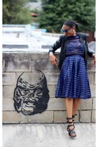 Alexander Wang shoes - bec & bridge jacket - Celine sunglasses - asos skirt