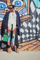 J Crew shirt - Givenchy bag - Celine sunglasses
