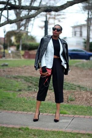 Valentino bag - Celine sunglasses