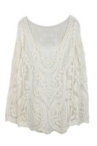 ALL ABOUT LACE DELICACY TOP